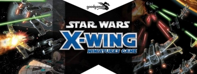 Good Games - Star Wars X-Wing Q4 Kit Banner