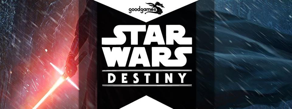 Good Games - Star Wars Destiny Q4 Kit Banner
