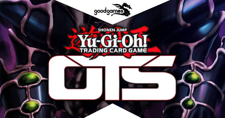 Good Games - Yu-Gi-Oh Wednesday OTS Banner