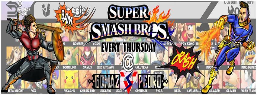 GvP Smash Banner