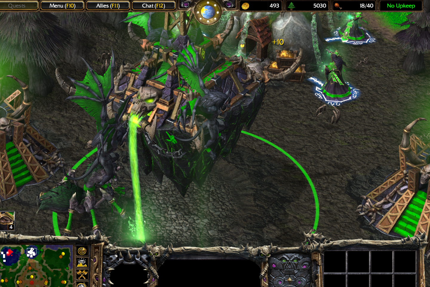 WC3 Screenshot