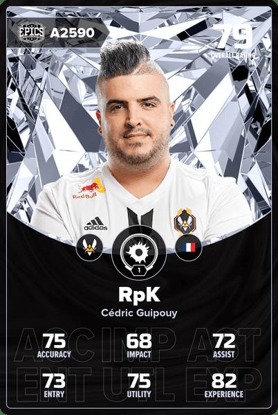 Epics RpK Diamond
