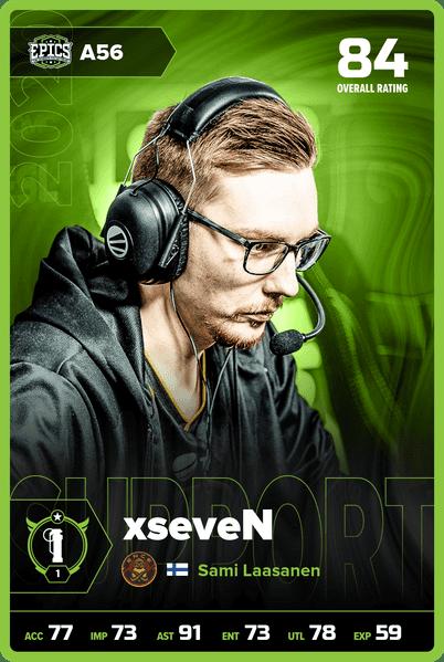 Epics xseveN Support
